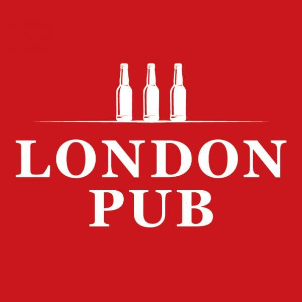 Логотип площадки London Pub
